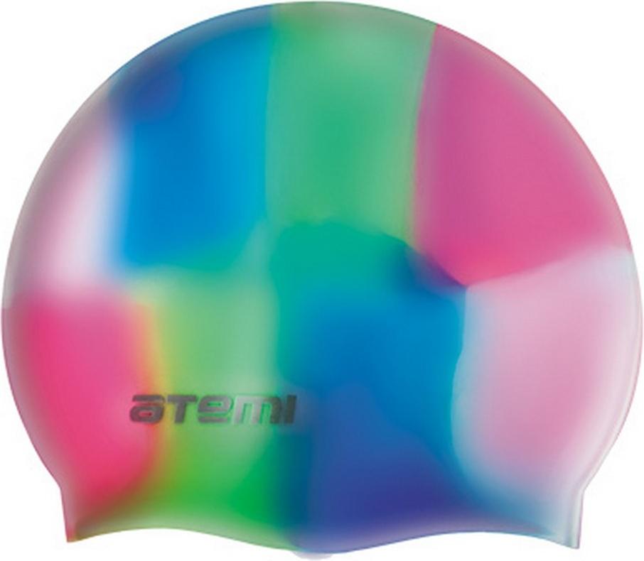 Шапочка для плавания Atemi MC205 мультиколор MC205 по цене 240