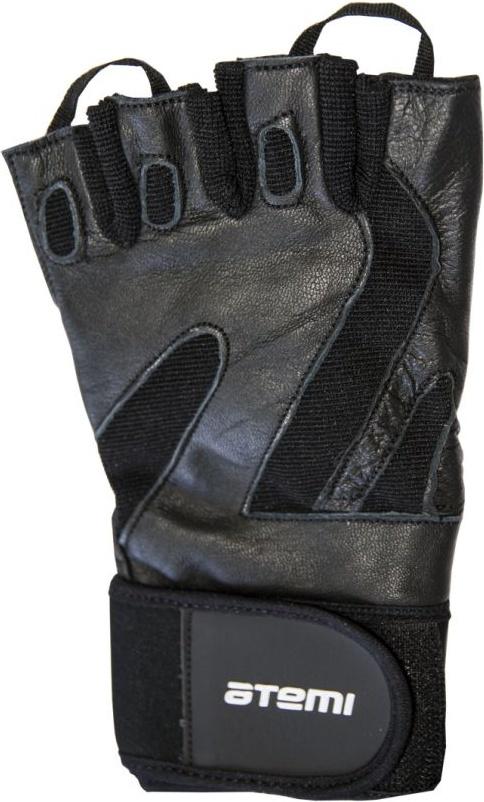 Перчатки для фитнеса Atemi, черные, AFG05 (S) AFG05S по цене 720