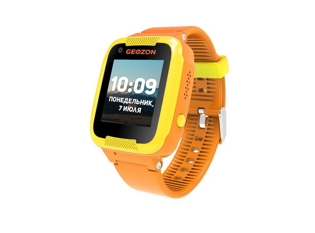 Детские смарт часы GEO AIR orange