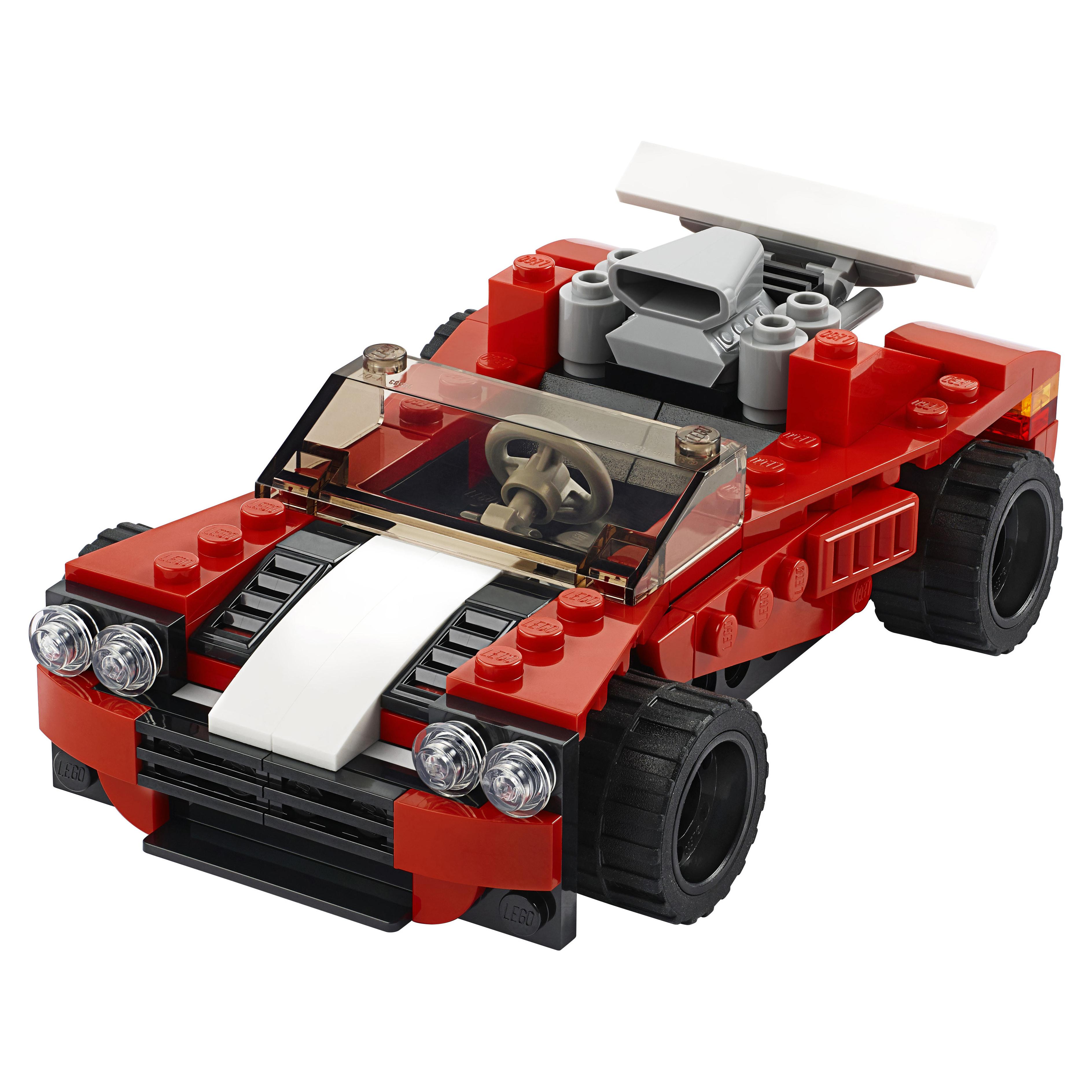 Конструктор LEGO Creator 31100 Спортивный автомобиль