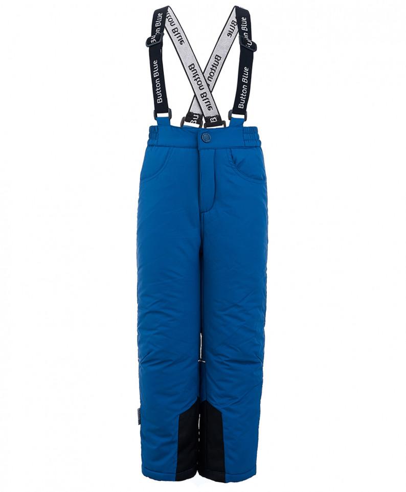 Зимние брюки для мальчиков Button Blue,