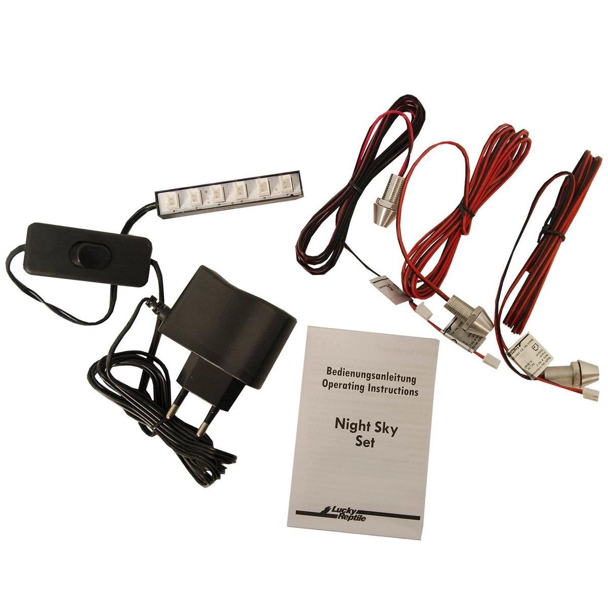 Комплект освещения LUCKY REPTILE для террариумов