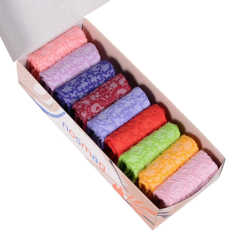 Набор носков женский VIRTUOSO Ви9ж-1 разноцветный 23-25 (36-39)