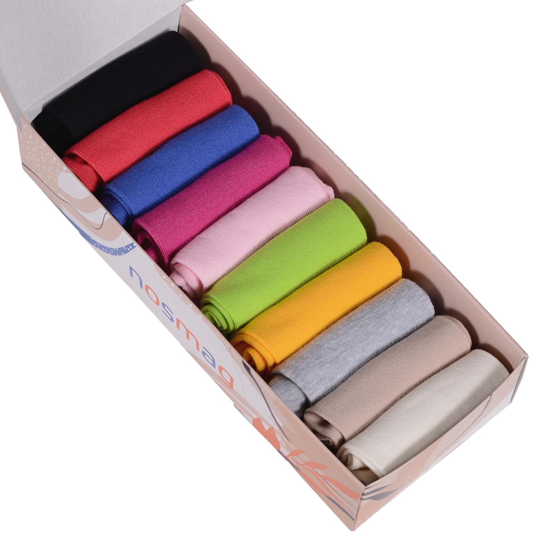 Набор носков женский VIRTUOSO Ви10ж-3 разноцветный 23-25 (36-39)