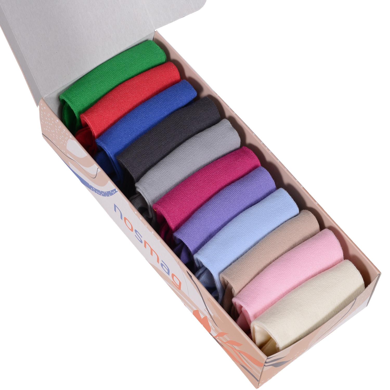 Набор носков женский VIRTUOSO Ви11ж-2 разноцветный 23-25 (36-39)