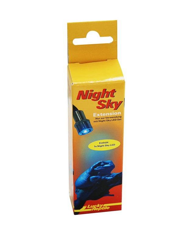 Дополнительный светильник светодиодный LUCKY REPTILE, ночной