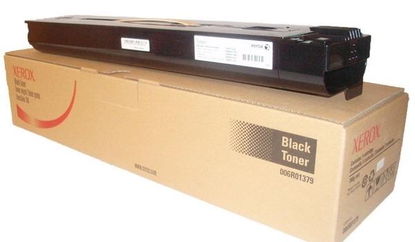 Картридж для лазерного принтера Xerox 006R01379 черный, оригинал