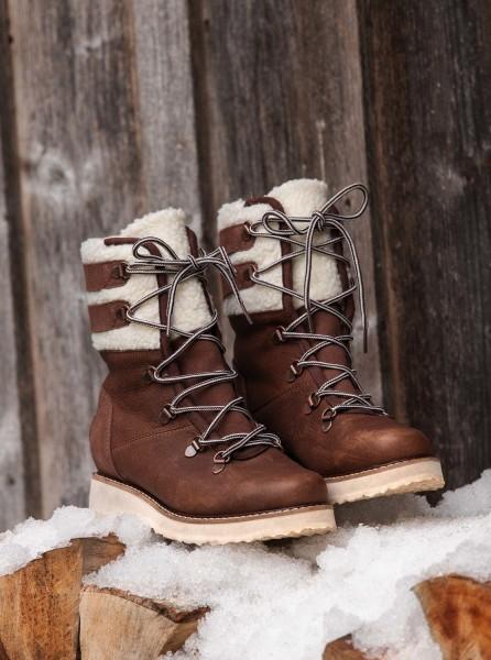 Ботинки Roxy Brandi, brown, 8.5 UK