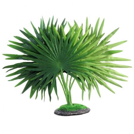 Искусственное растение для террариума Triol Веерная пальма,
