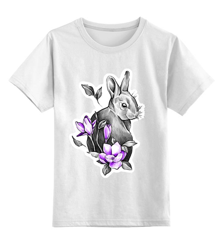 Детская футболка Printio Кроля цв.белый р.104 0000002680497 по цене 790