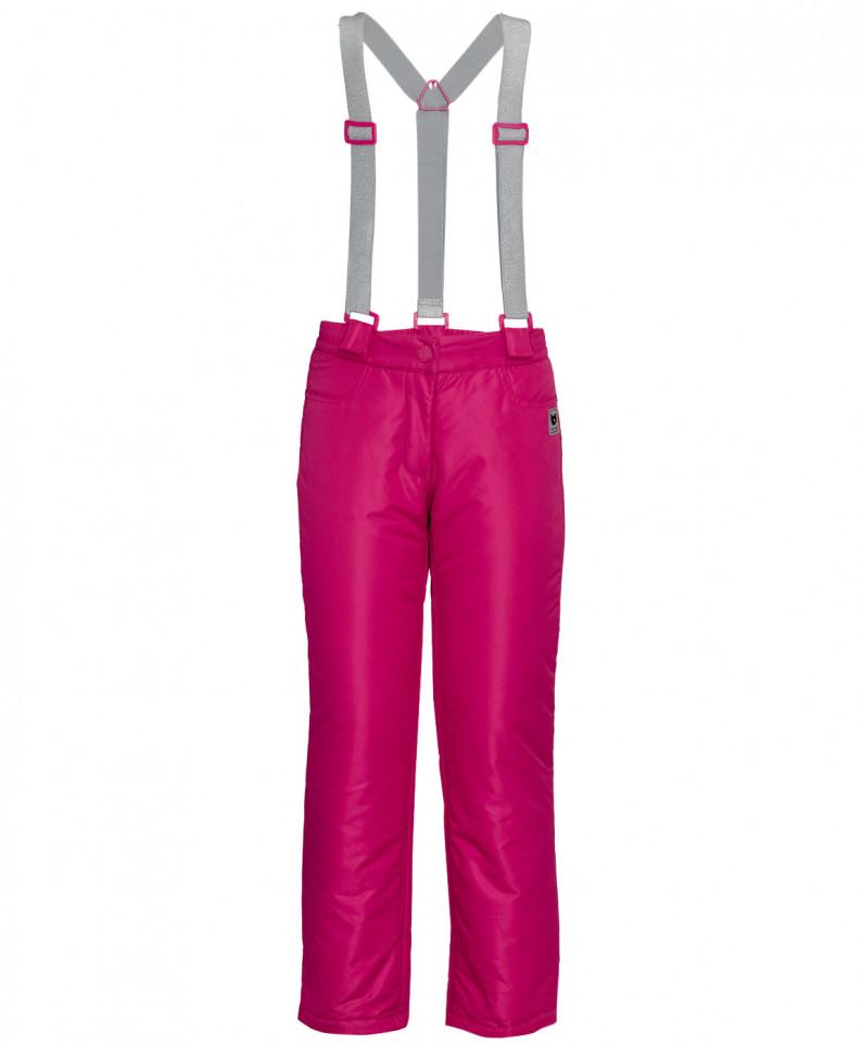 Купить 219BBGC64023600, Брюки для девочек Button Blue, цв. розовый, р.98,