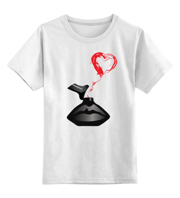 Детская футболка Printio Сальвадор цв.белый р.104 0000002826318 по цене 790