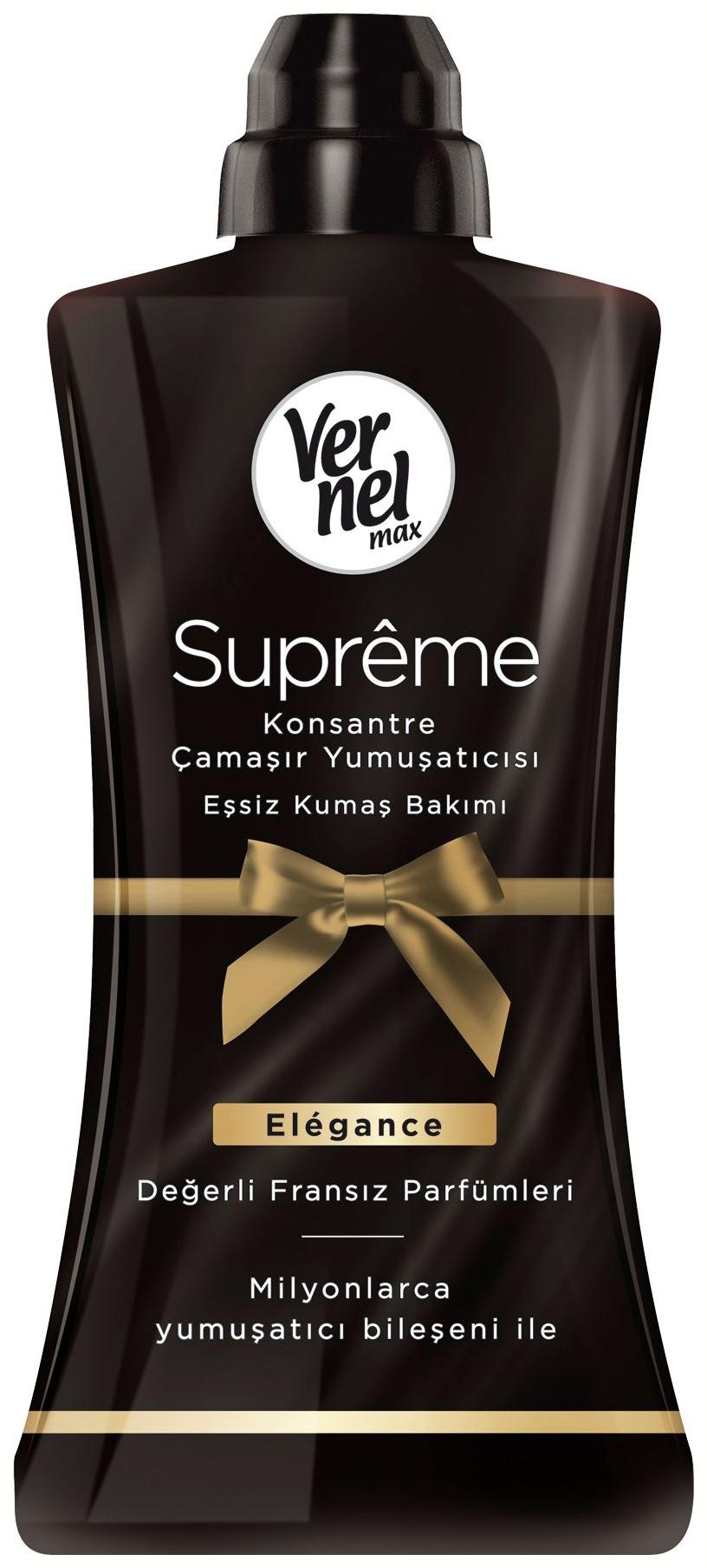 Кондиционер Vernel Supreme elegance для белья 1200
