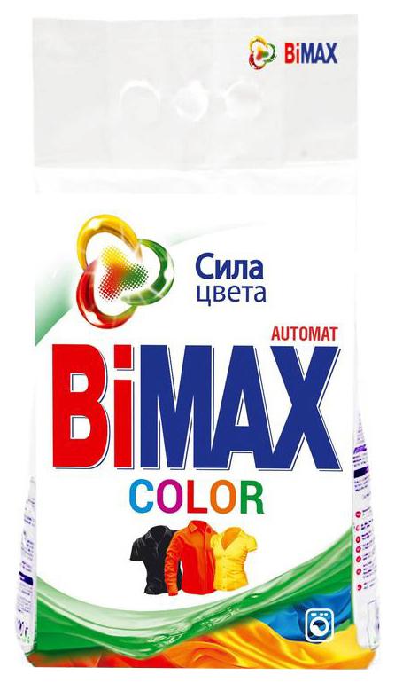 Стиральный порошок bimax автомат color iq smart (4,5 кг)