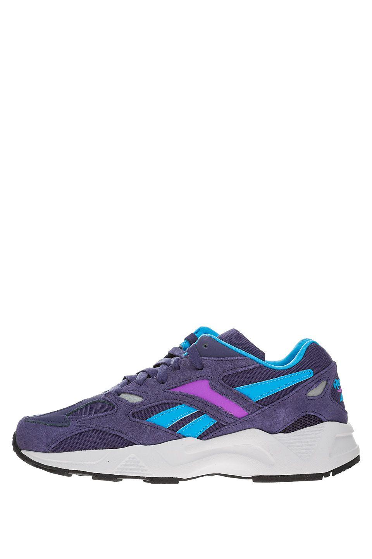 Кроссовки женские Reebok Aztrek 96 фиолетовые 10 UK фото