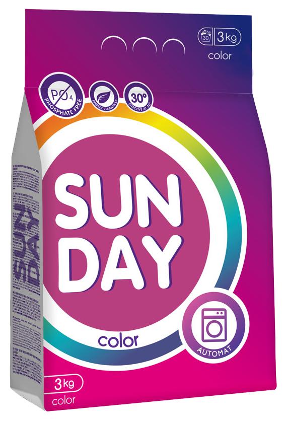 Стиральный порошок для цветного белья автомат