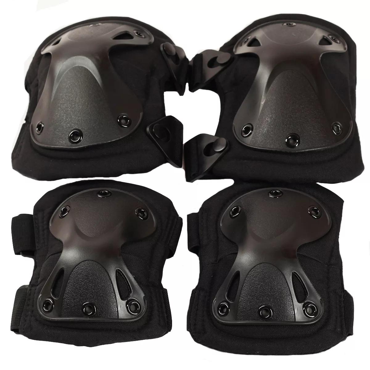Защита колена и локтя Tactical Pro