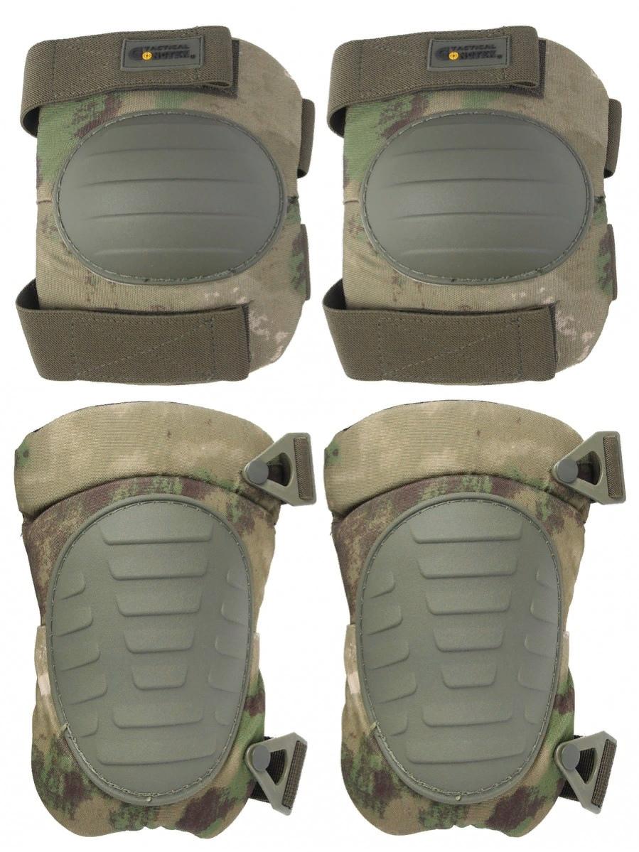 Защита колена и локтя Kamukamu 700863 камуфлированные