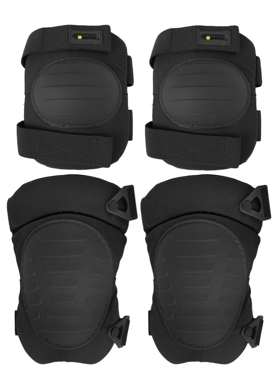 Защита колена и локтя Kamukamu 700865 черная