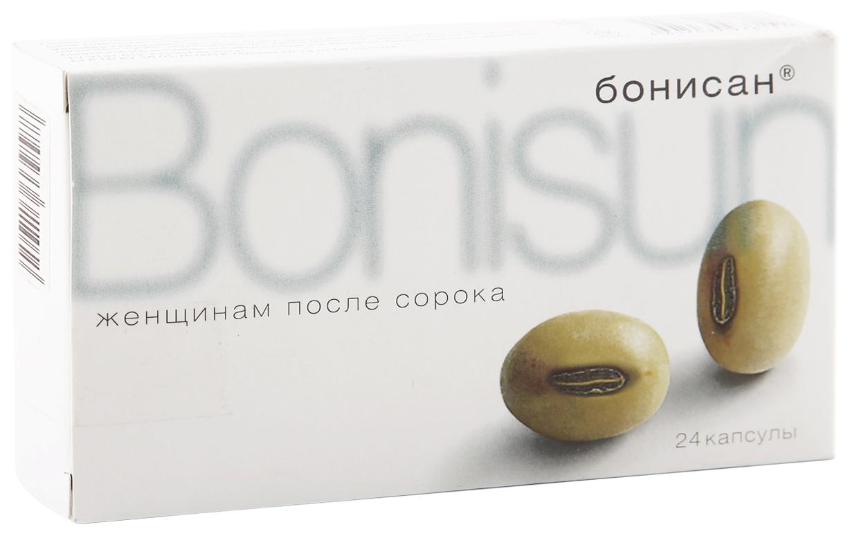 Купить БОНИСАН капсулы женские 24 шт., Nabiss