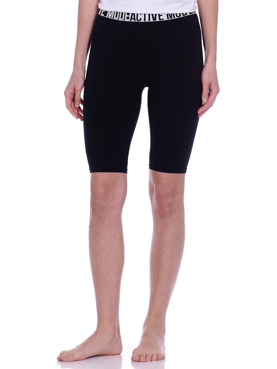 Спортивные шорты женские Modis M201U00509 черные