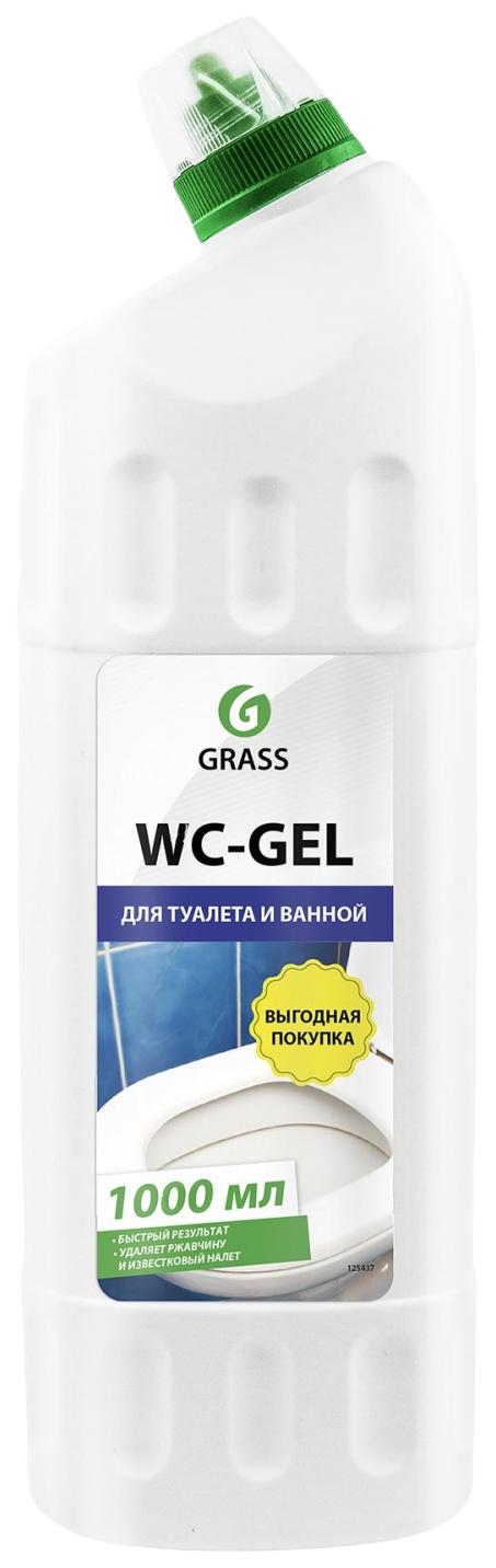 Grass средство для чистки сантехники wc