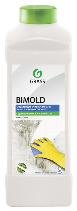 Чистящее средство для удаления плесени grass bimold 1л, 125443