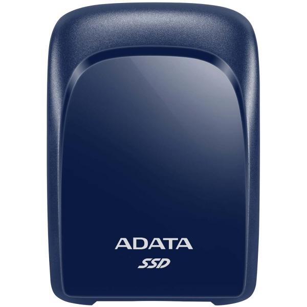 Внешний диск SSD ADATA 480GB SC680 Blue
