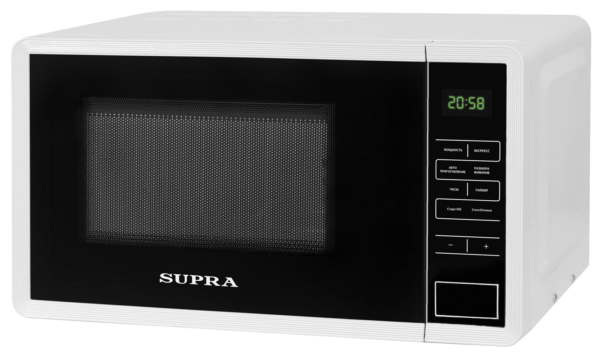 Микроволновая печь соло Supra 20SW50