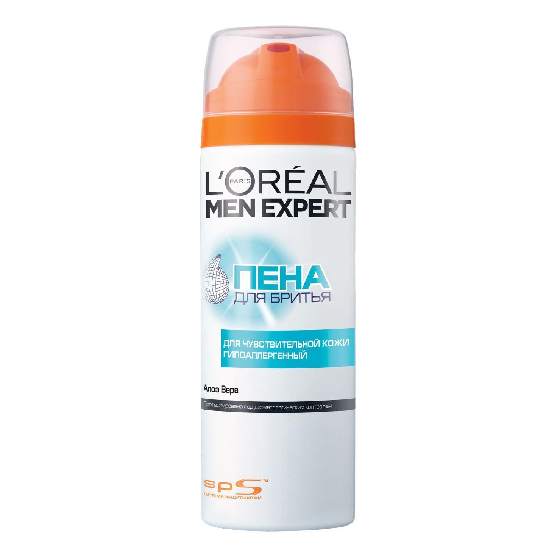 Пена для бритья L'Oreal Paris Гидра сенситив для чувствительной кожи 200мл фото
