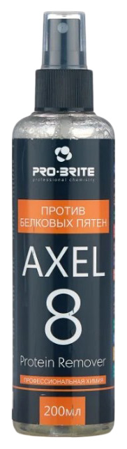 Средство Pro brite axel 8 protein remover