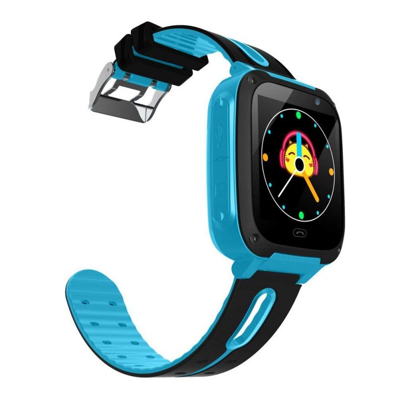 Детские смарт часы Baby Electronics S4 Black/Blue