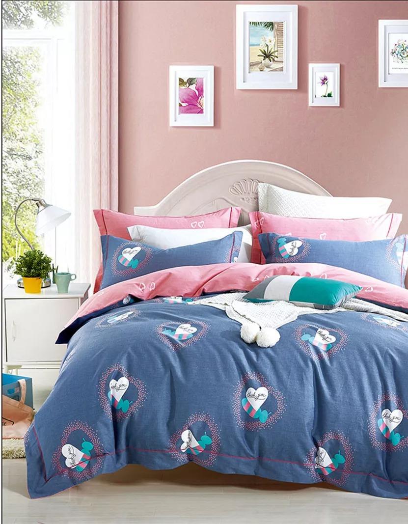 Купить Комплект постельного белья, евро, фланель, 2 наволочки, арт. MOMAE74, Tango,