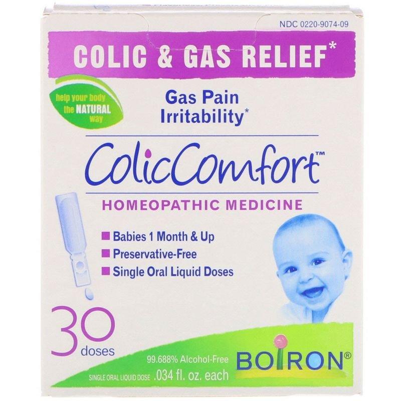 Купить BOI-07409, Облегчение колик и устранение газов Boiron ColicComfort 30 доз