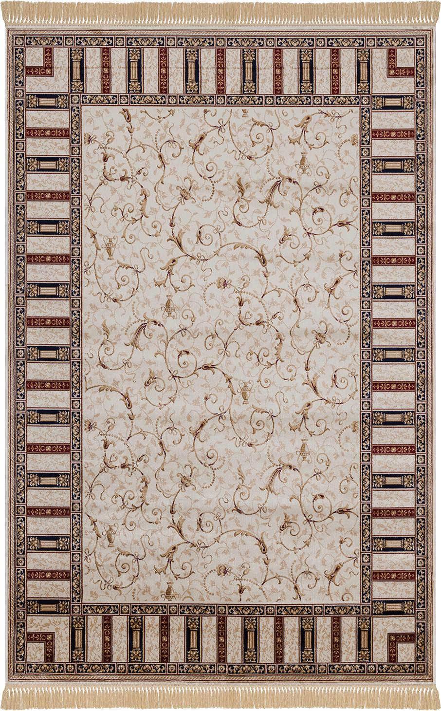 Ковер из вискозы коллекции «Brilliance» 43005, 80x150 см