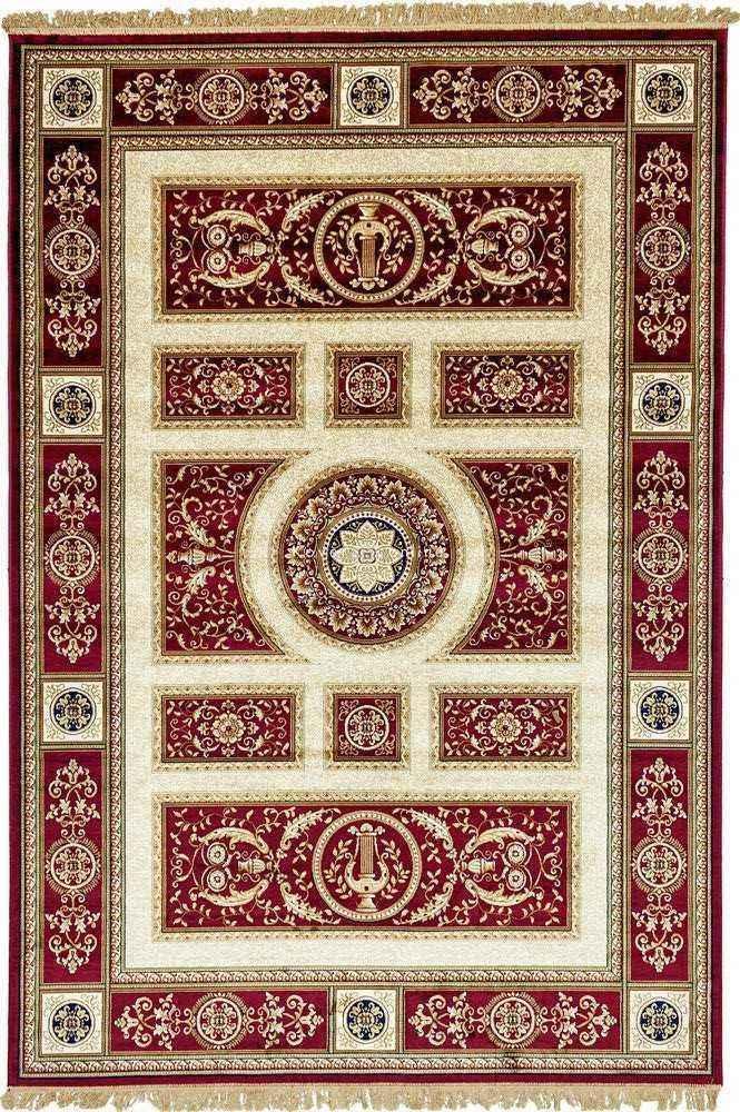 Ковер из вискозы коллекции «Brilliance», 43017, 80x150 см