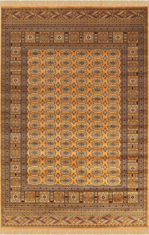 Ковер из вискозы коллекции «Brilliance», 43023, 80x150 см