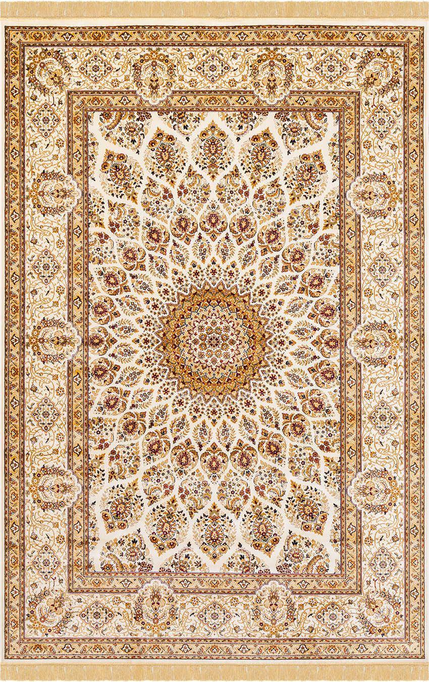 Ковер из вискозы коллекции «Brilliance» 43059, 80x150 см