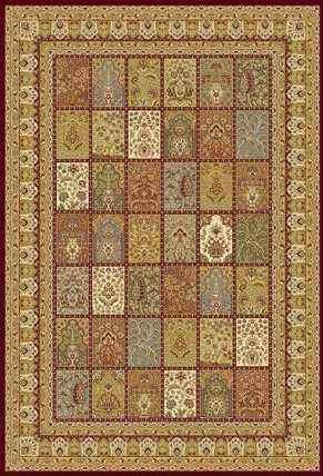 Ковер из вискозы коллекции «Esmeralda» 28619, 80x150 см