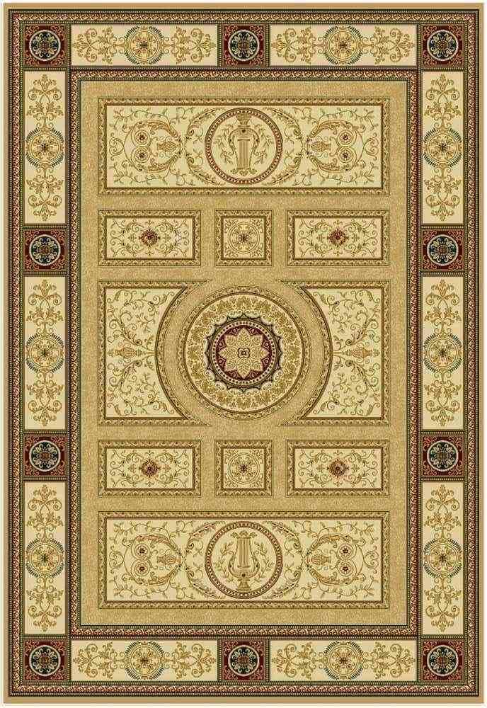 Шерстяной ковер коллекции «Imperial Qum» 26914, 180x120 см