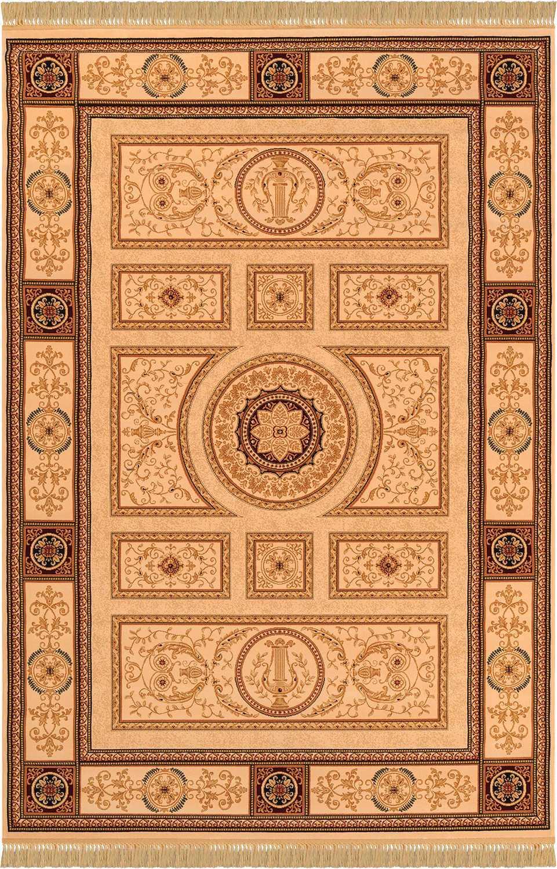 Шерстяной ковер коллекции «Imperial Qum» 26918, 80x150 см