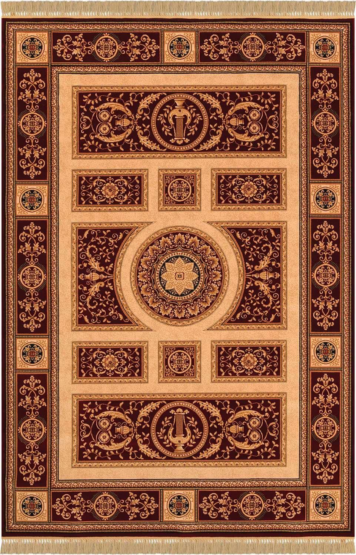 Шерстяной ковер коллекции «Imperial Qum» 26921, 150x80 см