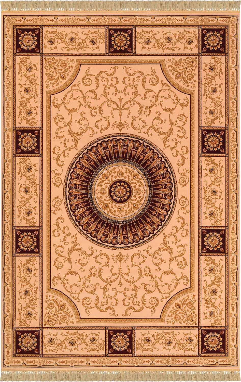 Шерстяной ковер коллекции «Imperial Qum» 26934, 80x150 см