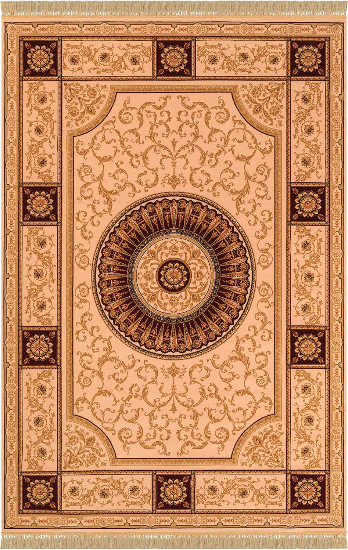Шерстяной ковер коллекции «Imperial Qum» 26934, 120x180 см
