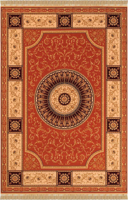 Шерстяной ковер коллекции «Imperial Qum» 26941, 120x180 см