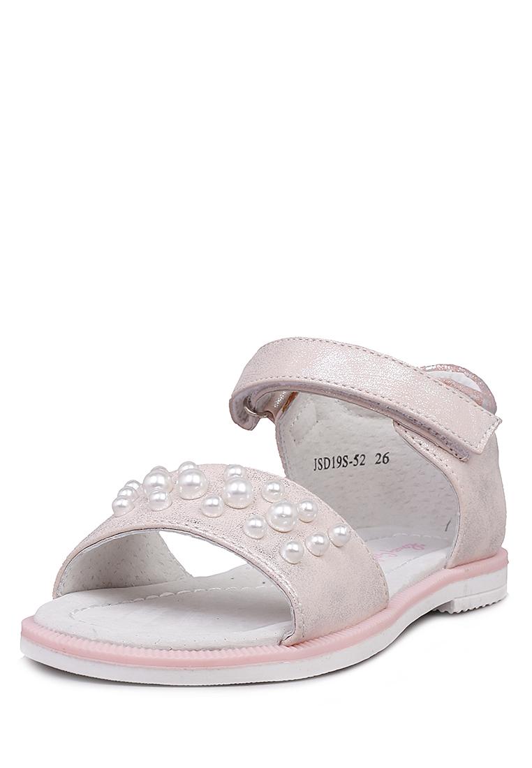 Купить JSD19S-52, Сандалии детские Honey Girl, цв. розовый р.27,