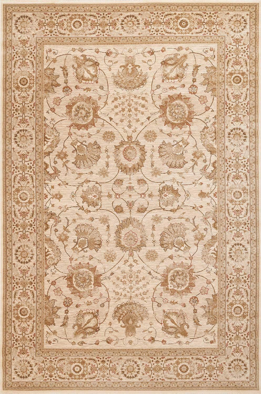 Шерстяной ковер коллекции «Royal Keshаn» 25961, 400x200 см