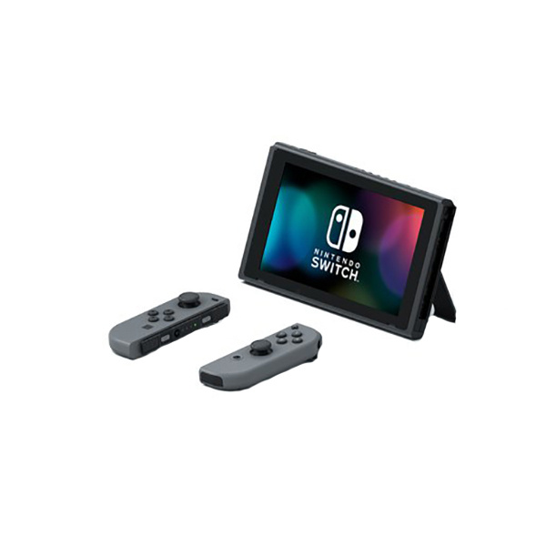 Игровая консоль Nintendo Switch Gray (RUS) фото