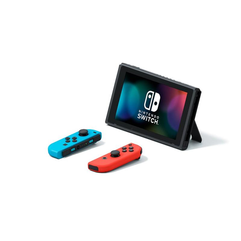 Портативная игровая консоль Nintendo New Neon Red/Neon