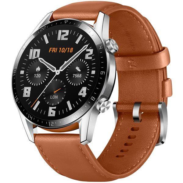 Смарт часы Huawei Watch GT 2 Black/Brown